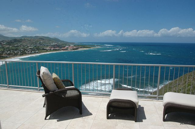 Oceans Edge new villas for sale, Frigate Bay, St Kitts