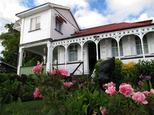 Old Plantation house for sale, Basseterre, St kitts real estate