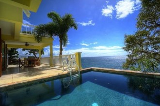 Caribbean real estate house under one million dollars in St Kitts
