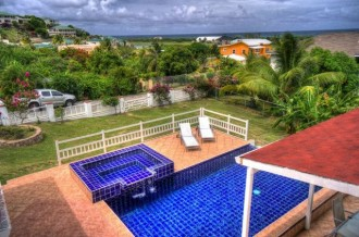 Spacious 2 bedroom Frigate Bay house in St Kitts