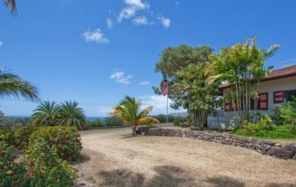 Nevis house for sale with sea views