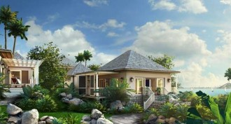 New 2 bedroom Ocean Grove Villa in Christophe Harbour