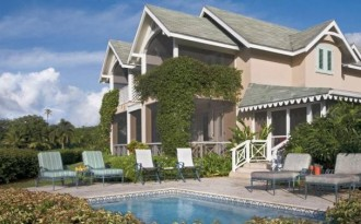 Luxury golf property in 4 Seasons Nevis