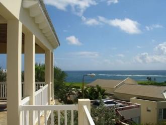 Sunrise Hills Villa for sale in St Kitts and Nevis with ocean views
