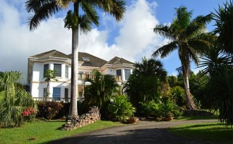 Nevis real estate next to Four Seasons Resort with 5 acres