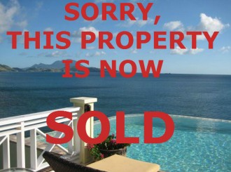 One bed apartment condo for sale, Leeward Cove St Kitts