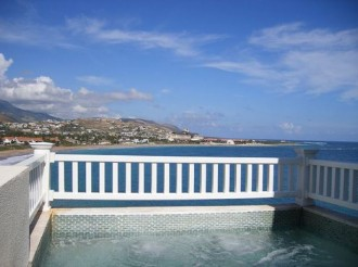St Kitts Oceans Edge development with condos & apartments for sale Economic Citizenship program