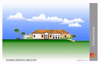 Sundance Ridge. Luxury real estate for sale on St Kitts, the Suncatcher Villa