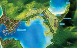 Ocean-grove-villas-st-kitts-plans-of-Christophe-Harbour-developments
