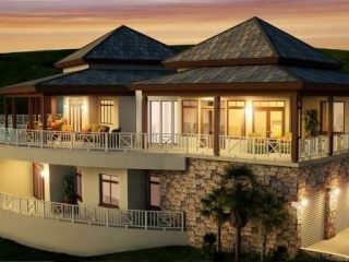 St Kitts $3,920,,000Sundance Ridge6,700 SqFt Villa with wonderful ocean views, built to v high standard..…