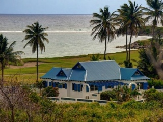 St Kitts $495,000Half Moon Bay3 bedroom cottage right on the golf course & with beach access..…
