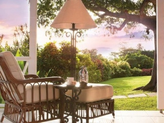Nevis $4,500,000Four Seasons ResortExclusive Sunset Hill Estate 3 bed villa + Guest Cottage in 1.36 acres of gardens…