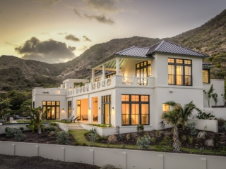 St Kitts $3,450,000Christophe harbourExclusive new Economic Citizenship house with 4 large bedroom suites..…